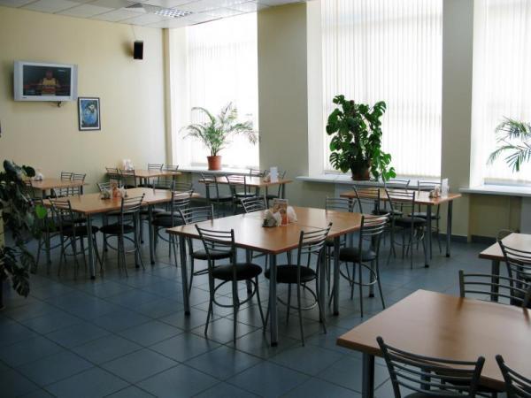 Кафе (обеденный зал)