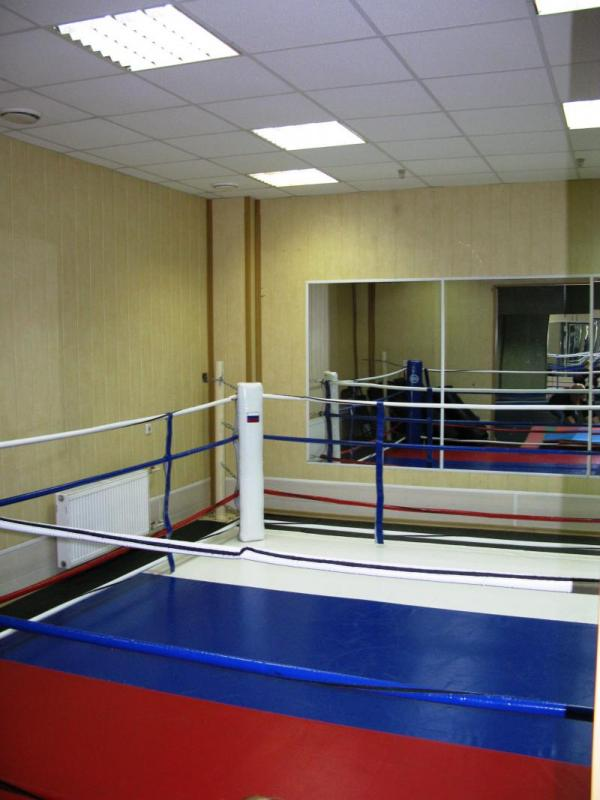 Спорткомплекс (зал бокса)