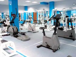 Спорткомплекс (тренажерный зал)