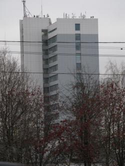Вид с Варшавского шоссе